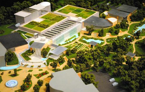 EarthQuest Resort Model